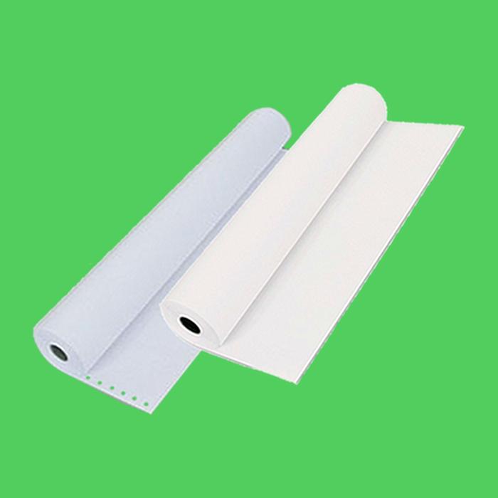 Бумага ЛПУ 420х18х70 в рулоне, с  перф.