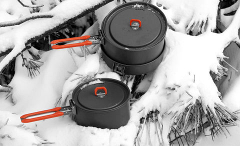 Картинка набор посуды Fire-Maple Feast 3