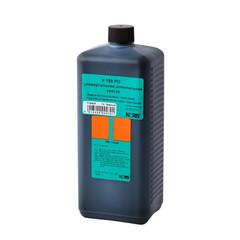 Краска штемпельная Noris 199Eч черная на водной основе с содержанием спирта 1000 г