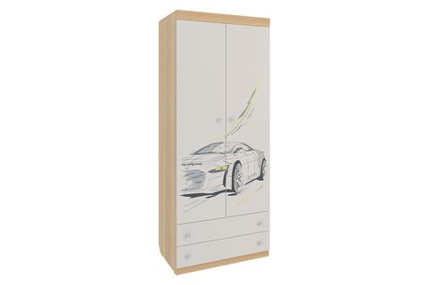 Шкаф комбинированный с ящ. 2-створчатый Форсаж