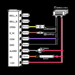 Автономный контроллер SR-SC110