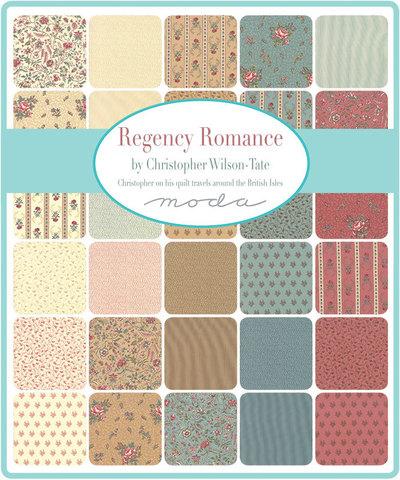 Набор ткани Jelly Roll. Regency Romance от Moda