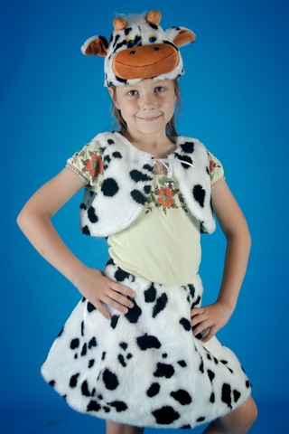 Карнавальный костюм Коровы