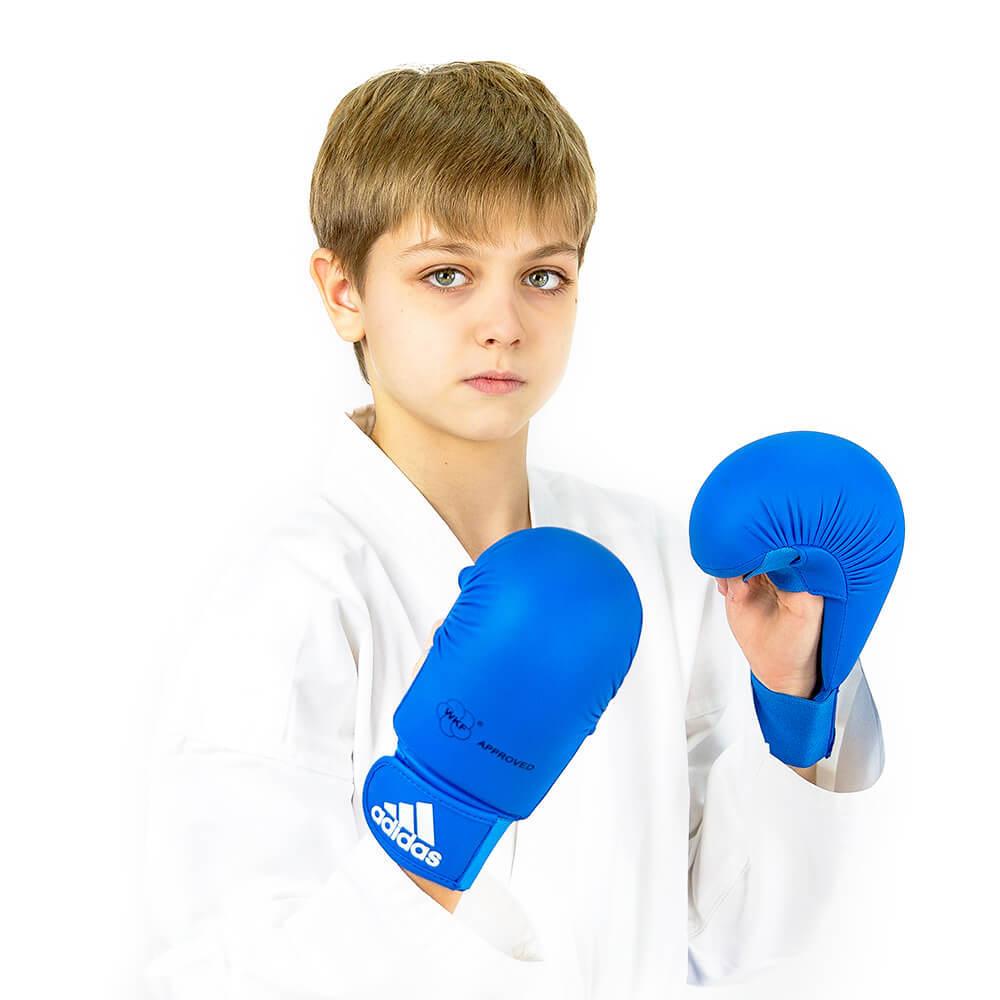 Перчатки/накладки Накладки для карате WKF BIGGER ADIDAS 5L9A00155L9A0015.jpg