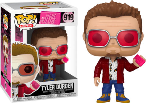 Tyler Durden Fight Club Funko Pop! Vinyl Figure ||  Тайлер Дерден