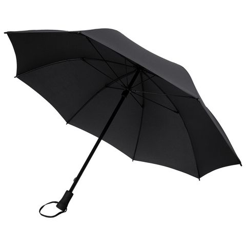 Hogg Trek Umbrella Cane, black