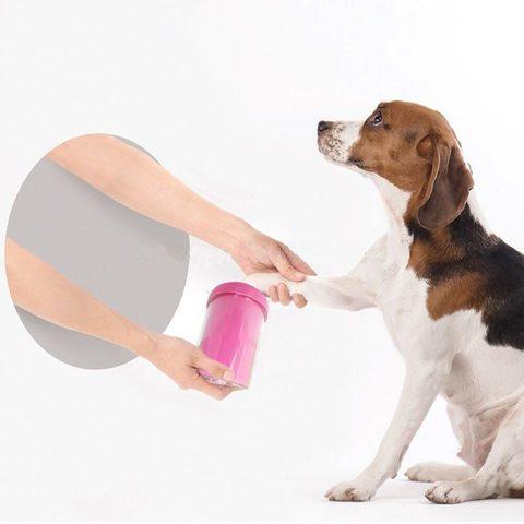 Clean dog лапомойка