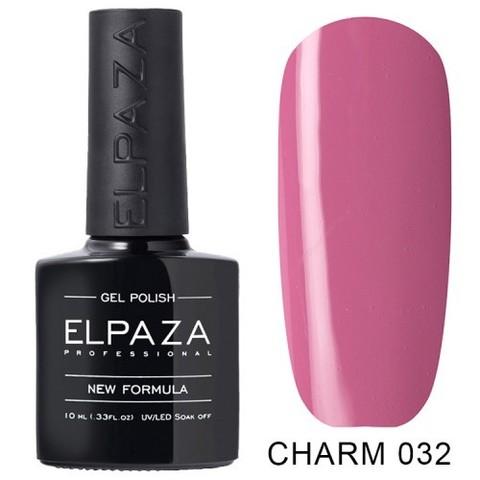Гель лак Elpaza,CHARM 032 Розовый кварц