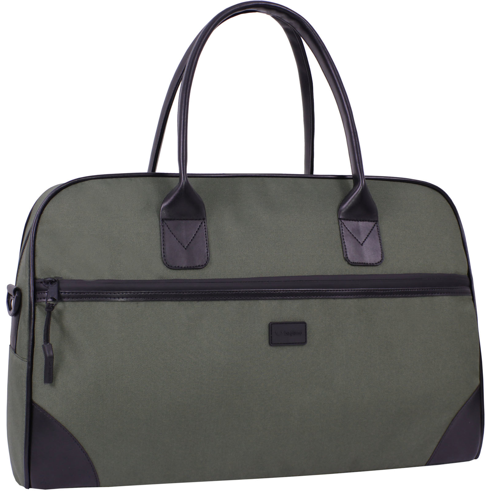 Дорожные сумки Сумка Bagland Infantino 36 л. Хаки (0033066) IMG_9321.JPG