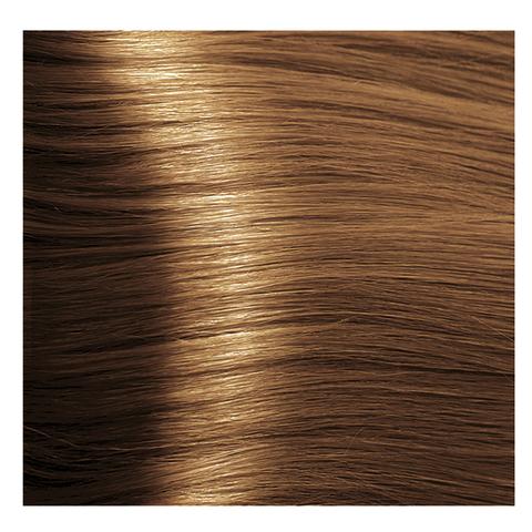Крем краска для волос с гиалуроновой кислотой Kapous, 100 мл - HY 8.8 Светлый блондин лесной орех
