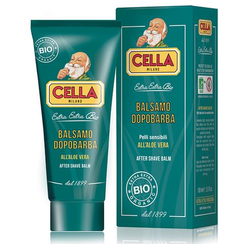 Бальзам после бритья Cella After Shave Balm Aloe Vera 100мл.