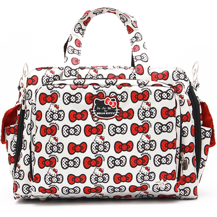 #Дорожная сумка Ju-Ju-Be Be Prepared Hello Kitty Peek A Bow