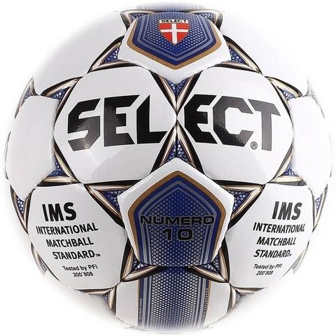 Мяч футбольный Select Numero 10 старая расцветка