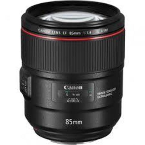 Canon EF 85mm f/1.4L IS USM (JAPAN)