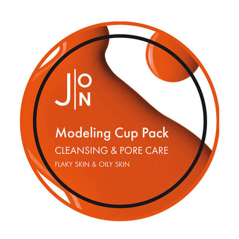J:ON Cleansing & Pore Care Modeling Pack