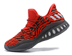 adidas Crazy Explosive Low 2017 'Red/Black'