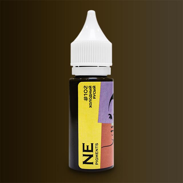 Пигмент NE Pigments #102 Русый холодный