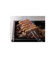 Решетка-гриль для сосисок, колбасок, шпикачек, 21х12 см