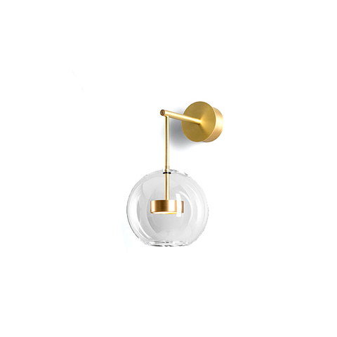Настенный светильник копия  Bolle by Giopato & Coombes S