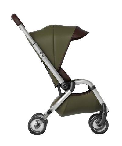 Прогулочная коляска Mima Zigi Olive Green