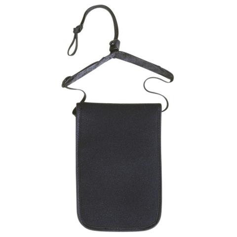 Картинка кошелек нашейный Tatonka Skin Neck Pouch black