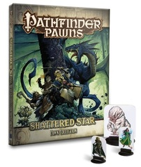 Pathfinder: Shattered Star Adventure Path Pawn Collection