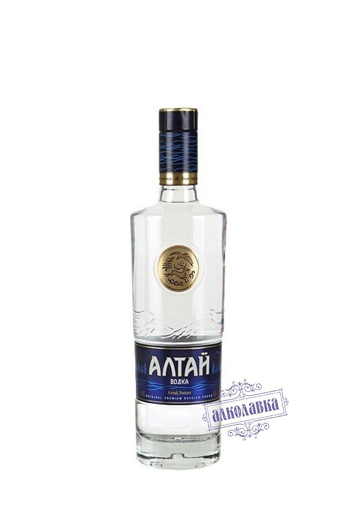 АЛТАЙ. ВОДКА. 0.7 Л