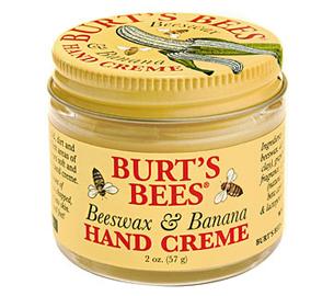Крем для рук с бананом, Burt's Bees