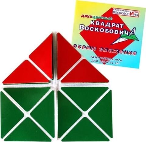 Квадрат Воскобовича (двухцветный)