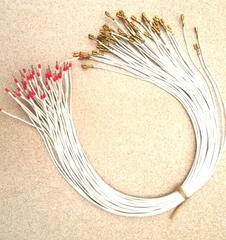 Провод для электроплиты, обжатый, фастон-трубка 75 см