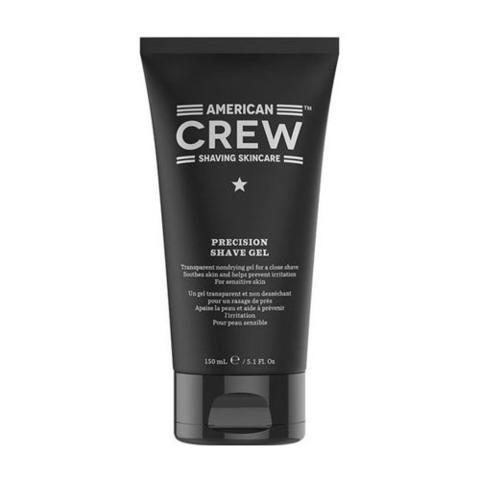 American Crew Precision Shave Gel - Непенящийся гель для бритья