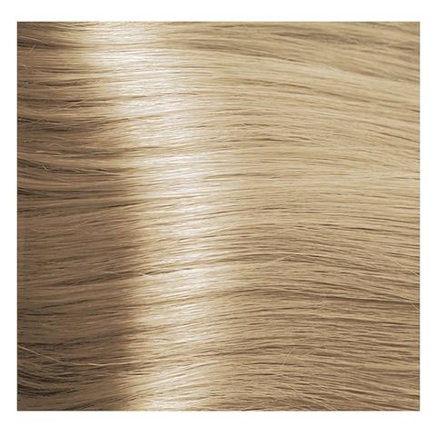 Крем краска для волос с гиалуроновой кислотой Kapous, 100 мл - HY 9.0  Очень светлый блондин