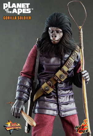 Planet of the Apes - Gorilla Soldier