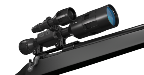 ATN X-SIGHT 4K PRO 5-20x80