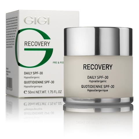 Gigi Recovery Daily SPF-30, Крем увлажняющий, восстанавливающий, 50 мл