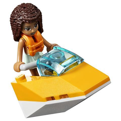 LEGO Juniors: Домик Стефани у Озера 10763 — Stephanie's Lakeside House — Лего Джуниорс Подростки