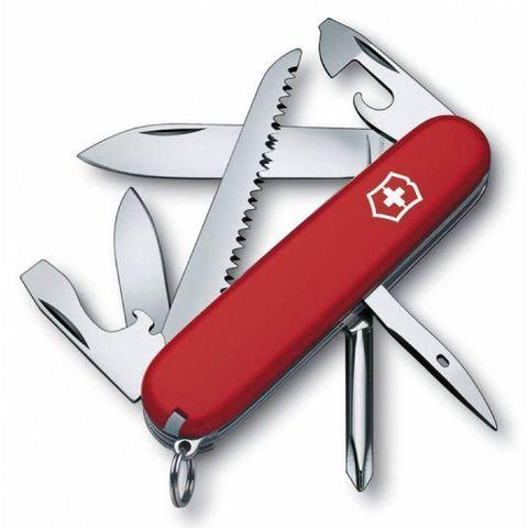 Нож перочинный Victorinox Hiker (1.4613) 91мм 13функций красный