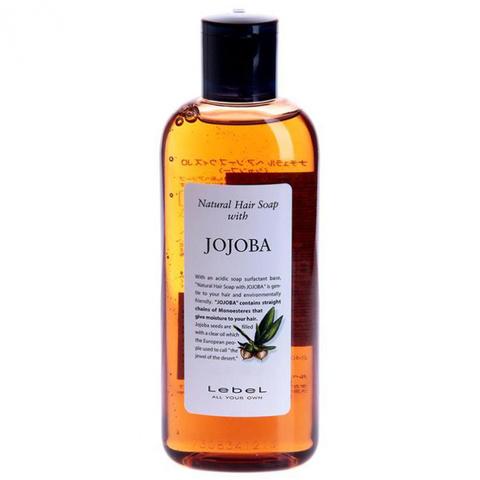 Шампунь для волос LEBEL JOJOBA, 240 мл.