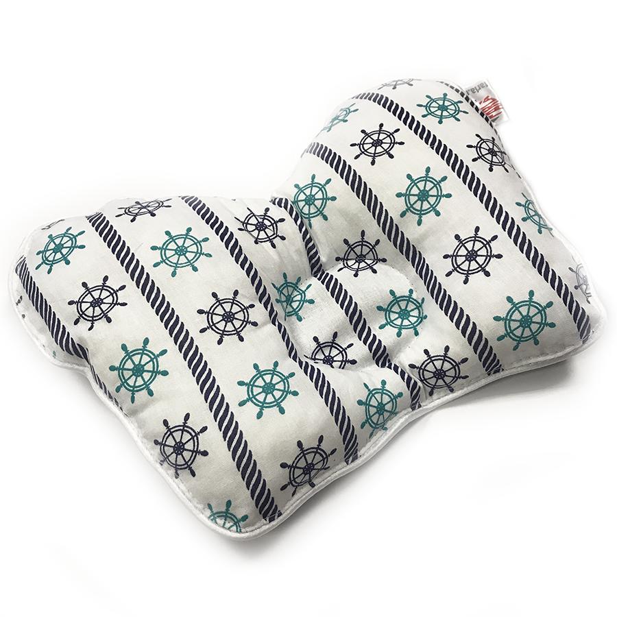 Подушки для новорожденных Подушечка для новорожденного Farla Agoo Морская Agoo-Shtr.png