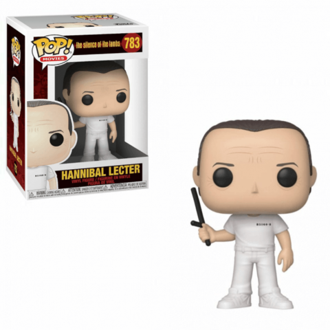Hannibal Lecter Funko Pop! Vinyl Figure || Ганнибал Лектер
