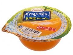 Желе фруктовое Tarami с кусочками фруктов Дыня 160 гр.