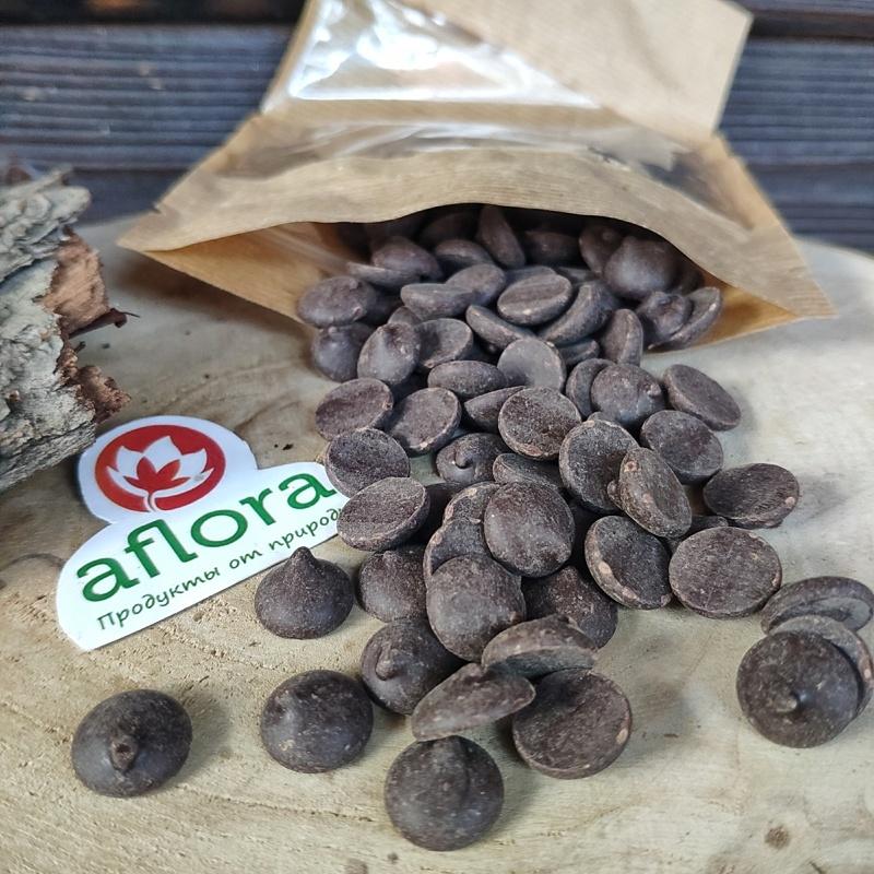 Фотография Горький шоколад Callebaut 70,5% (Бельгия) / 100 гр купить в магазине Афлора