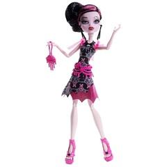 Mattel Monster High Кукла Дракулаура серии 'Монстры! Камера! Мотор! - На черной ковровой дорожке
