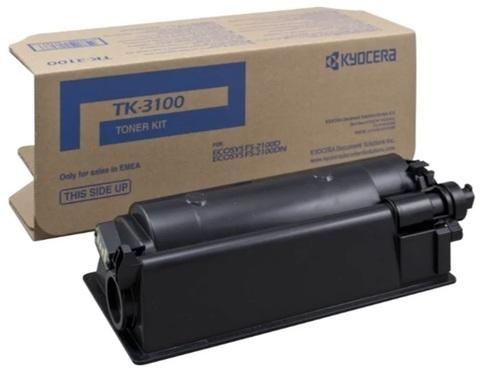 Kyocera TK-3100 1T02MT0NL0 черный