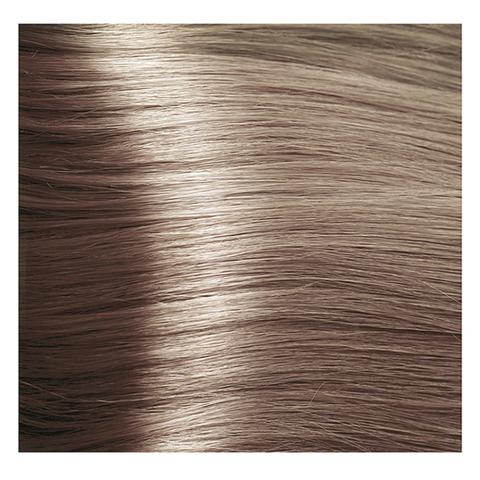 Крем краска для волос с гиалуроновой кислотой Kapous, 100 мл - HY 8.23  Светлый блондин перламутровый