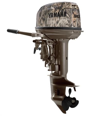 Лодочный мотор Yamaha 30 HWCS CAMO