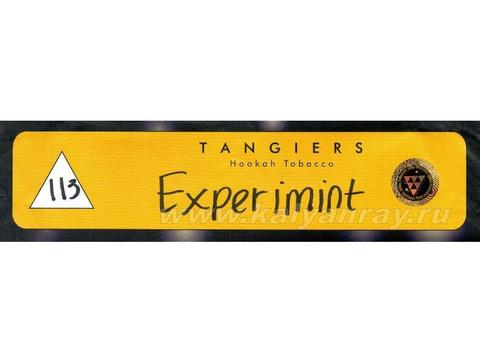 Tangiers Noir Experimint