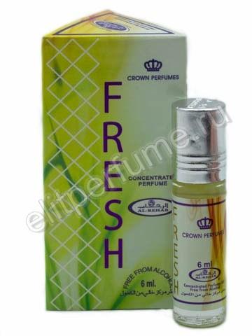 Fresh 6 мл арабские масляные духи от Аль Рехаб Al Rehab