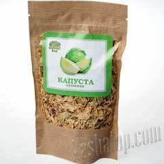 Капуста сушёная 'Organic food', 100г в магазине Каша из топора