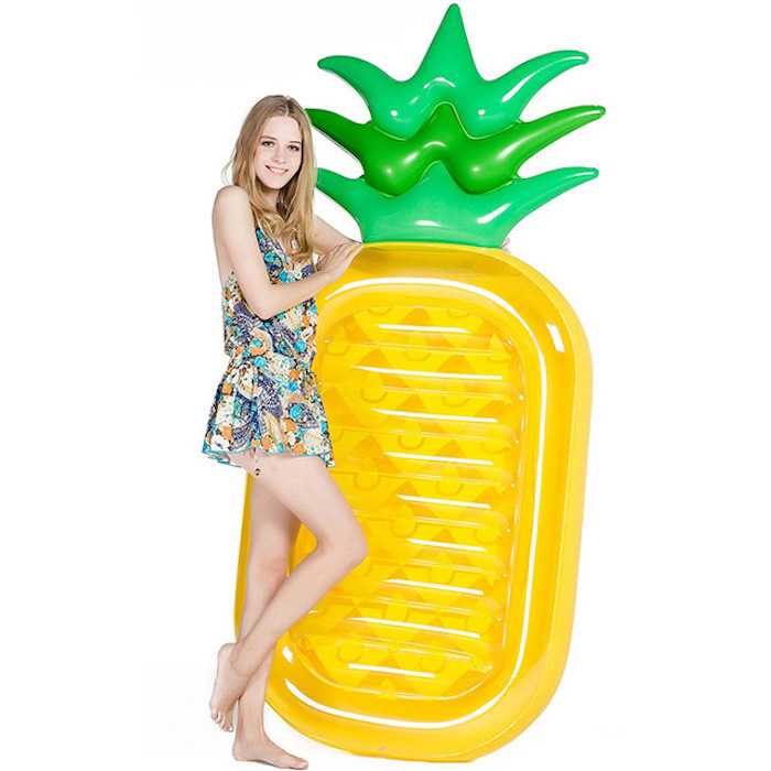Каталог Надувной матрас «Экзотический ананас» pineapple_mat.jpg